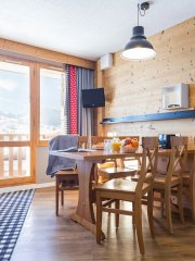 Appartement - Standard - 5 - Les Constellations - Belle Plagne