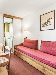Apartamento - 1 dormitorio para 4/5 personas