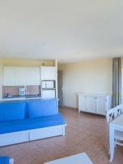 Apartamento - 1/2 dormitorios para 6/7 personas
