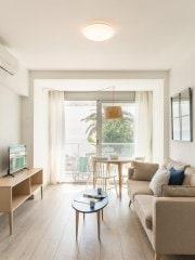 Appartement - 2 slaapkamers 3 personen - Met airconditioning