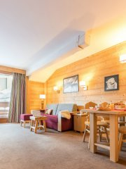 Apartment - Standard - 5 - Les Chalets du Forum - Courchevel 1850