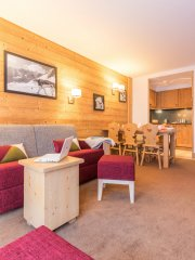 Apartment - Standard - 6 - Les Chalets du Forum - Courchevel 1850