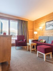 Apartment - Standard - 7 - Les Chalets du Forum - Courchevel 1850