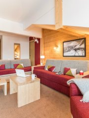 Large apartment - Standard - 10 - Les Chalets du Forum - Courchevel 1850