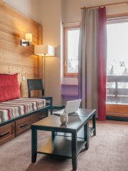 Appartement - Standard - 8 - Le Quartz - Belle Plagne