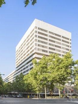 Residence Edificio Eurobuilding 2