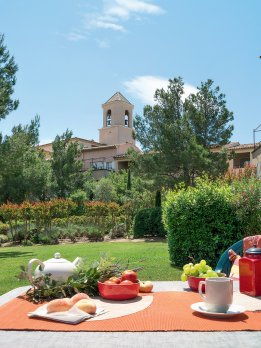 Holiday Village Pont Royal en Provence