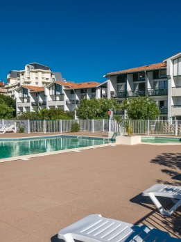 Apartamentos Mer et Golf Ilbarritz
