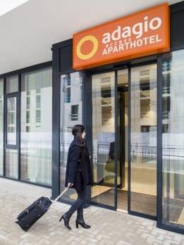 Aparthotel Adagio access Freiburg