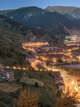 Residentie Andorra Alba El Tarter