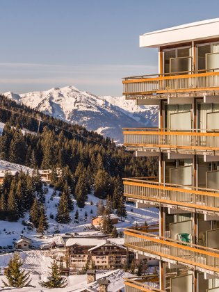 self catering Le Moriond Courchevel 1650