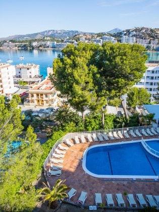 vakantie Mallorca Portofino Santa Ponsa