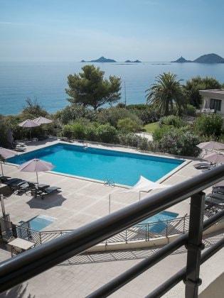 vakantie Les Calanques Ajaccio