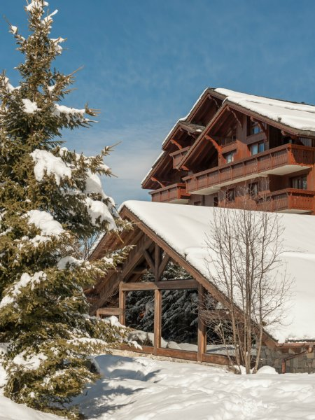Accommodatie Les Fermes de Méribel Meribel