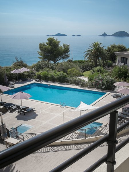 Accommodatie Les Calanques Ajaccio