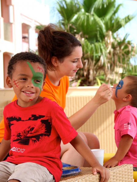 Children's and Teen Clubs Terrazas Costa del Sol Manilva - Malaga