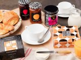 Colazione Breakfast FAUCHON Parigi Les Chalets du Forum Courchevel 1850
