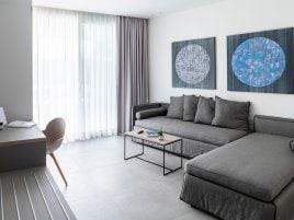 1 dormitorio Sicilia's