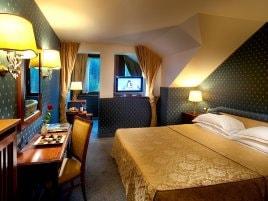 1 chambre Hôtel TH Madonna Di Campiglio
