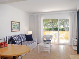 1 chambre Apartaments Beach and Golf Resort