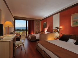 1 chambre Hôtel Poiano