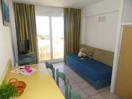 1 slaapkamer Mer et Golf Eugénie