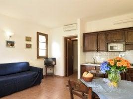 1 dormitorio Borgo Magliano