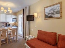 Einzimmerwohnung Le Thabor