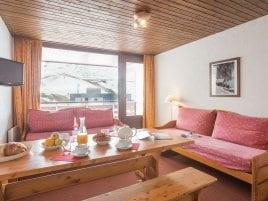 2 bedrooms Le Schuss