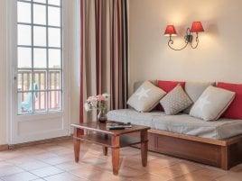 2 slaapkamers La Villa Maldagora