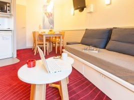 1 bedroom La Daille