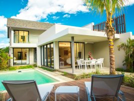 2 Zimmern Marguery Exclusive Villas
