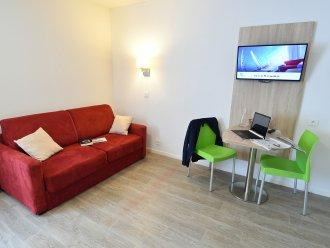 Location de vacances  residence Mer&Golf City Bordeaux Bassin