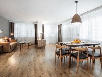 Alojamiento en Estándar residence Eurobuilding 2