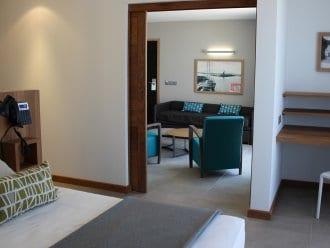 Alojamiento en Estándar residence Le Saint-Pierre