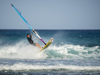 Wind surfing Badus Badesi
