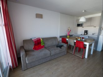 Alojamiento en  residence Mer et Golf Sokoburu