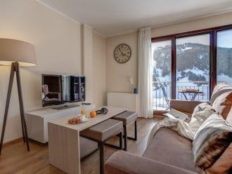 Alojamiento en Estándar residence Andorra Bordes d'Envalira
