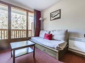 Alojamiento en Prestige appartementsmaevaparticuliers L'Albane