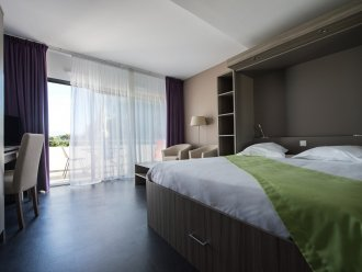 Self Catering Standard residence Suite Home Porticcio