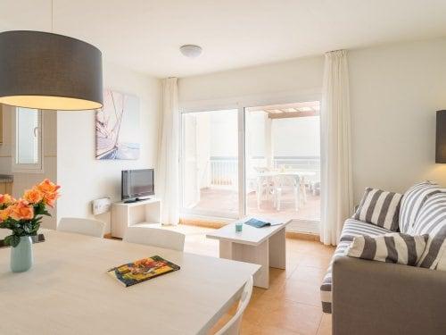 Location de vacances Standard residence Mojacar Playa