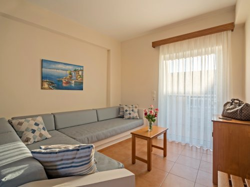 Alojamiento en Estándar residence Batis Beach Hotel