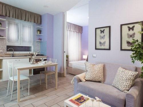 Location de vacances Standard residence Flegrea