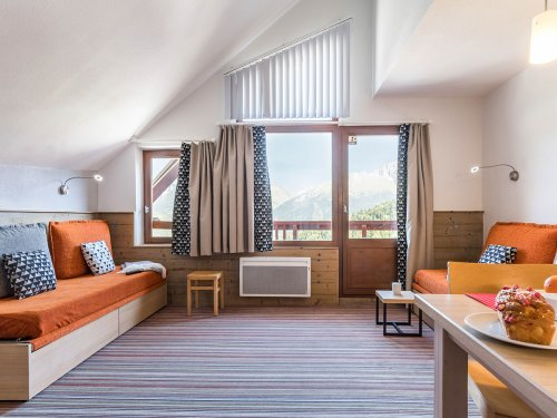 Alojamiento en Estándar residence Le Britania