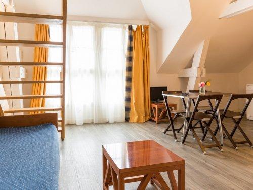 Residentie Budget appartementsmaevaparticuliers Saint Goustan