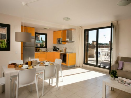 Self Catering Superior residence Salou