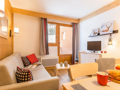 Self Catering Standard residence Aconit