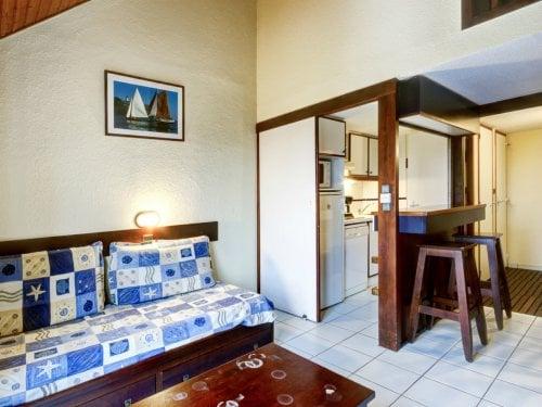 Alojamiento en Budget appartementsmaevaparticuliers Port du Crouesty
