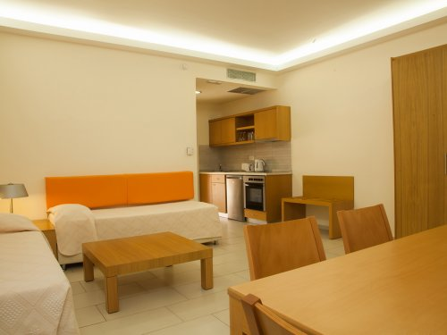 Residentie Standaard Residentie Villa Di Mare Seaside Suites