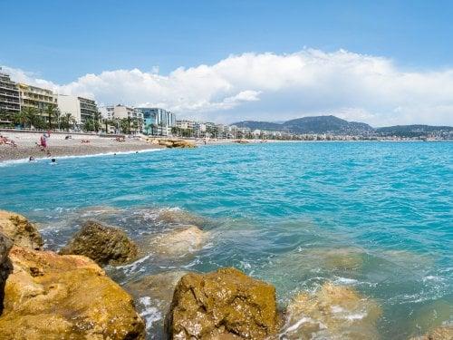 Mittelmeer - Côte D'Azur